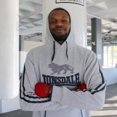 MMA amateur Alexander Awolaja.